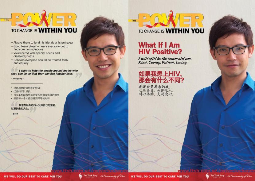 Gen Pop Power to Change Posters@Roy