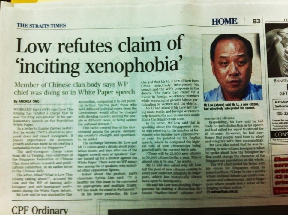 Essay writing websites xenophobia