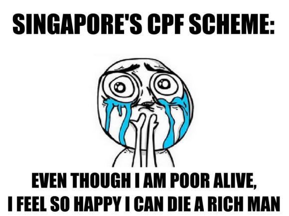 Singapore's CPF Scheme