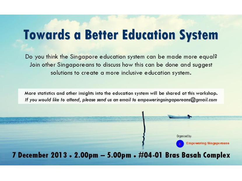 Towards a Better Education System The Heart Truths Blog Poster 1