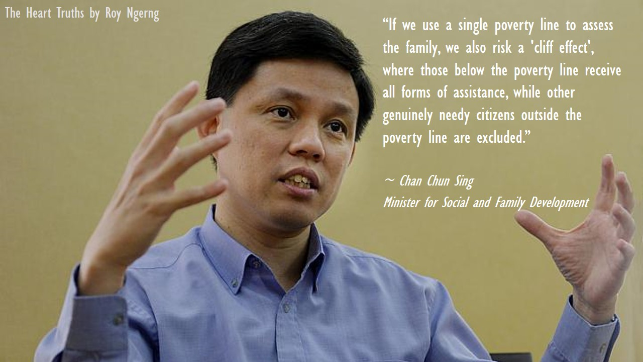 CHAN CHUN SING: Whos Creating the Divide in Singapore? | The.