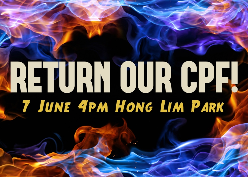 Return Our CPF Poster 1