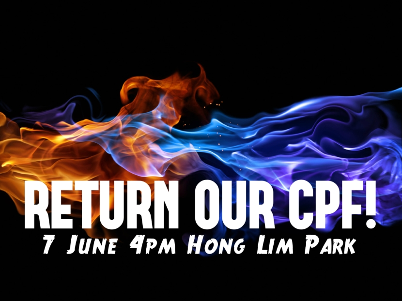 Return Our CPF Poster 2