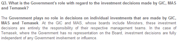 Ministry of Finance - Section I  What comprises the reserves and who manages them