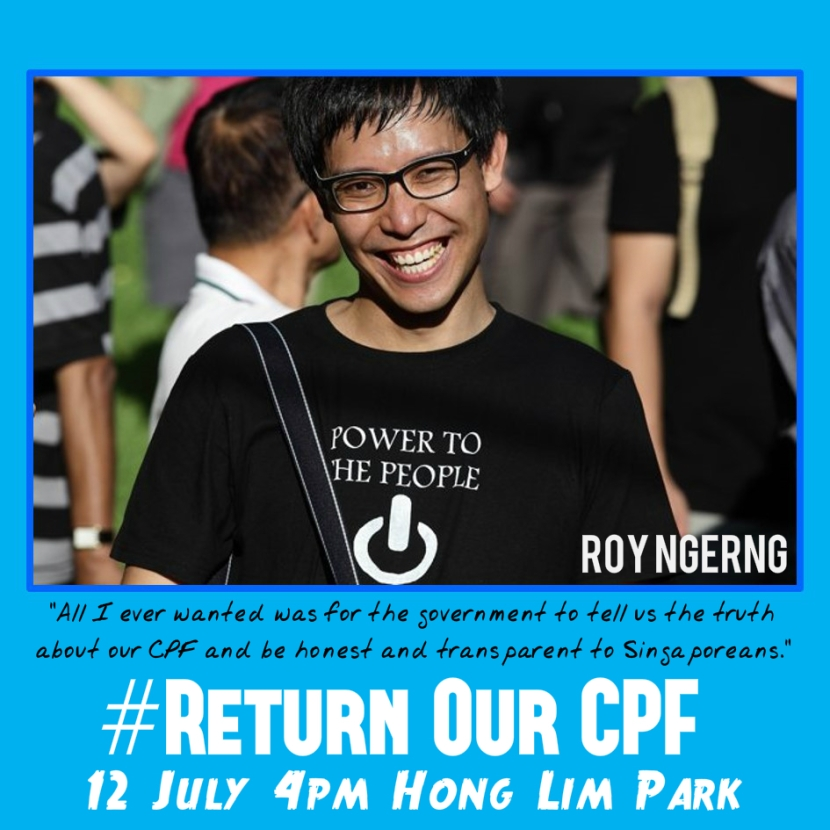 #ReturnOurCPF Poster All I Ever Wanted@roy