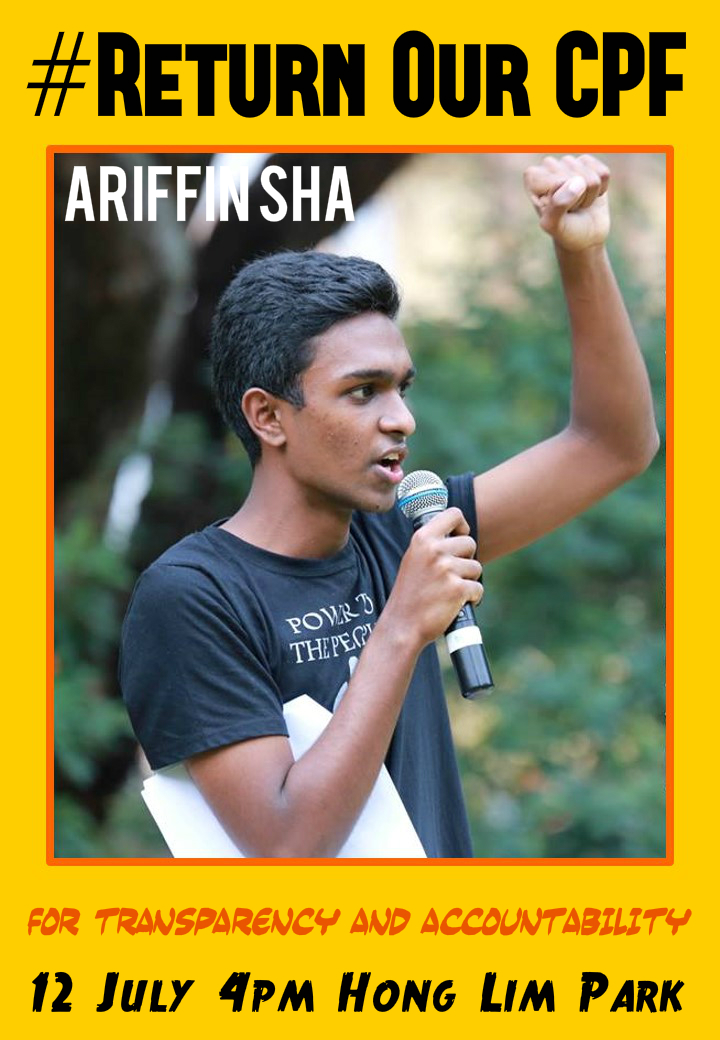 #ReturnOurCPF Poster@ariffin final