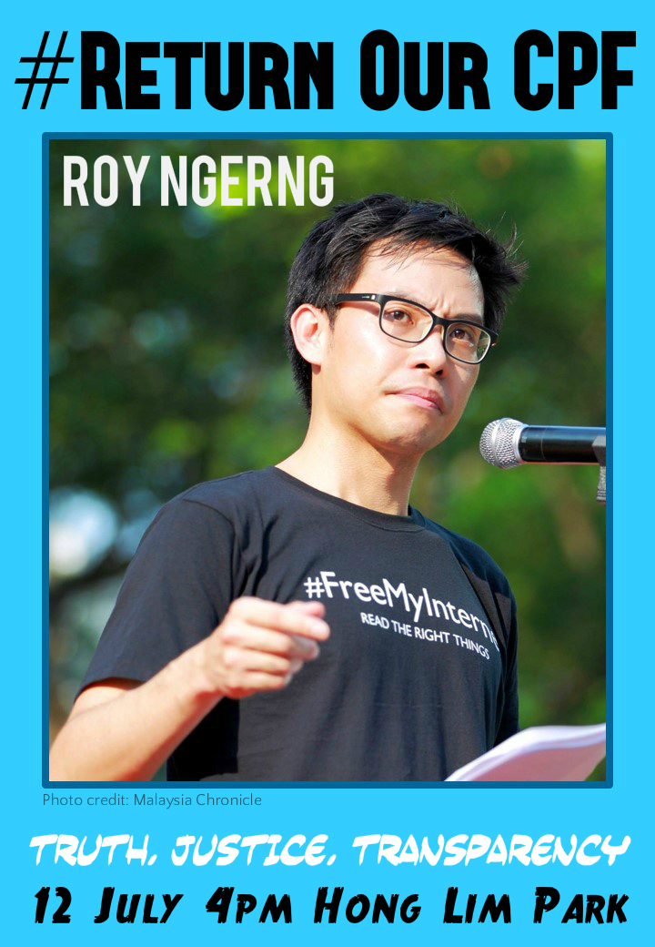 #ReturnOurCPF Poster@roy ngerng final