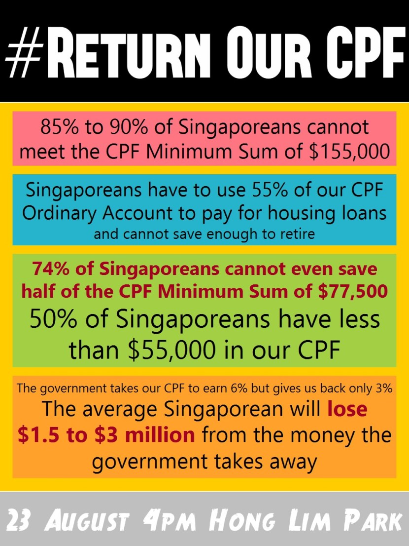 Return Our CPF 3 Poster Part 2