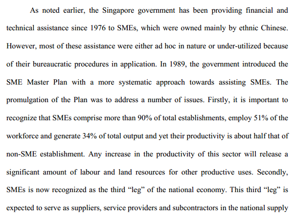 Globalization and the Rise of China Their Impact on Ethnic Chinese Business in Singapore e edited