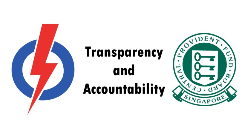 PAP CPF Transparency and Accountability