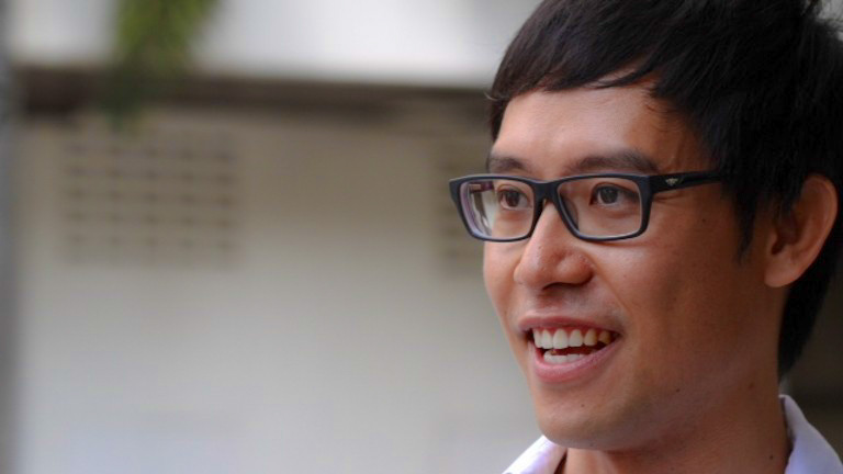 Roy Ngerng smiling edited