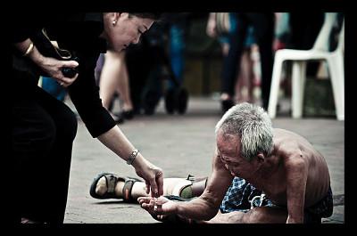 Singapore's Poor