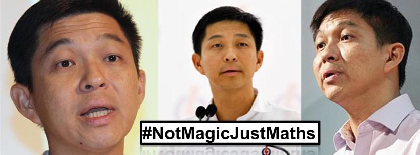Tan Chuan-Jin #NotMagicJustMaths