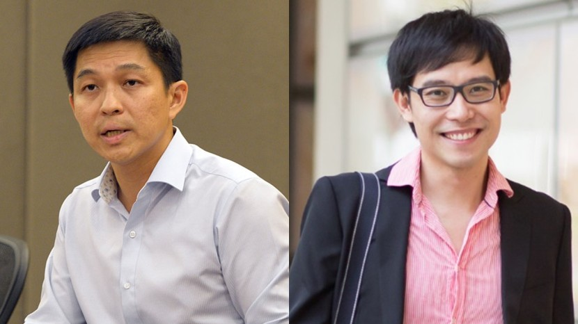 Tan Chuan-Jin Roy Ngerng