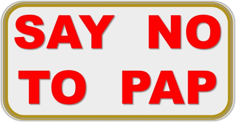 SAY NO TO PAP CROPPED