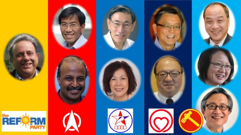 Singapore Opposition Parties