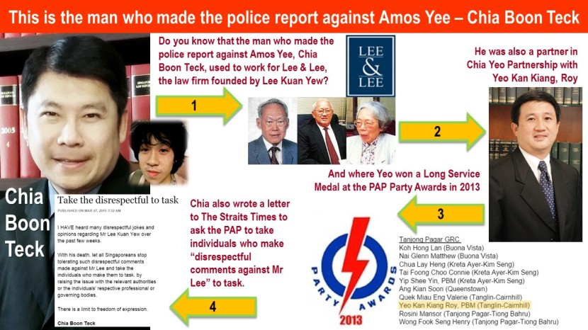 Chia Boon Teck Amos Yee