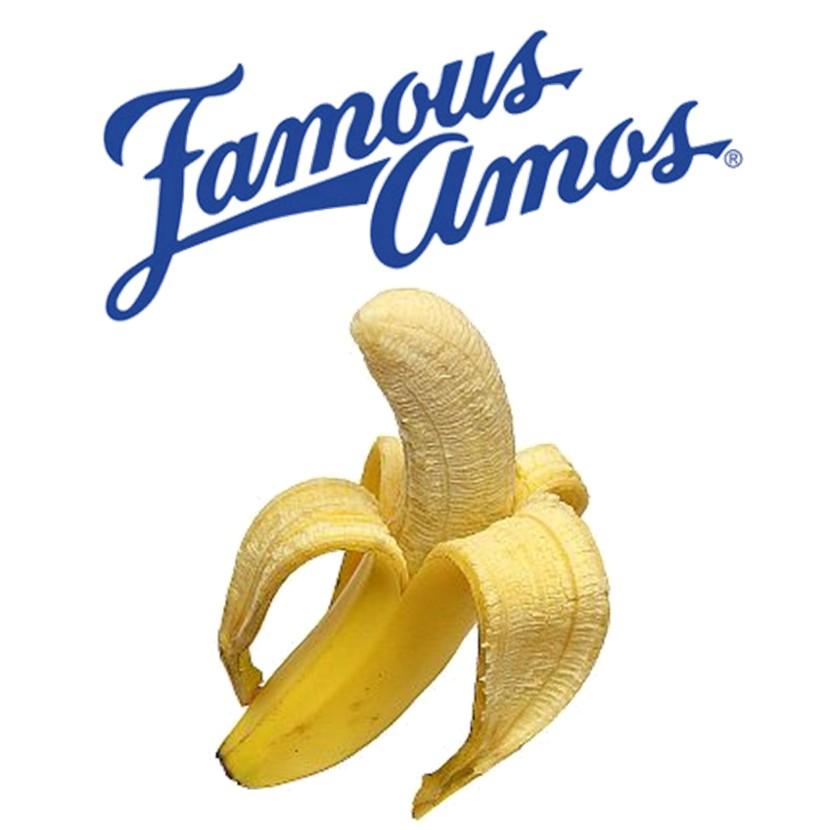 Famous Amos Banana 2
