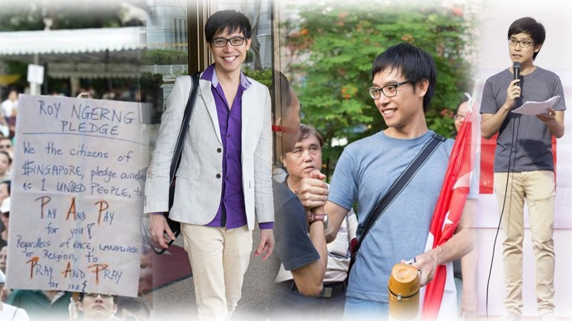 Roy Ngerng One Year Defamation
