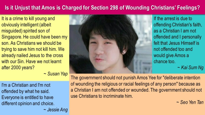 Unjust Amos Charged 7