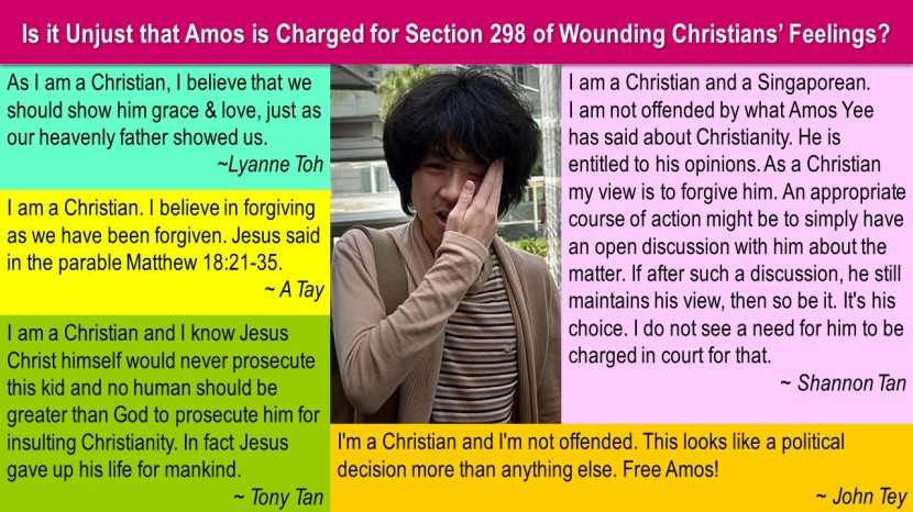 Unjust Amos Charged 8