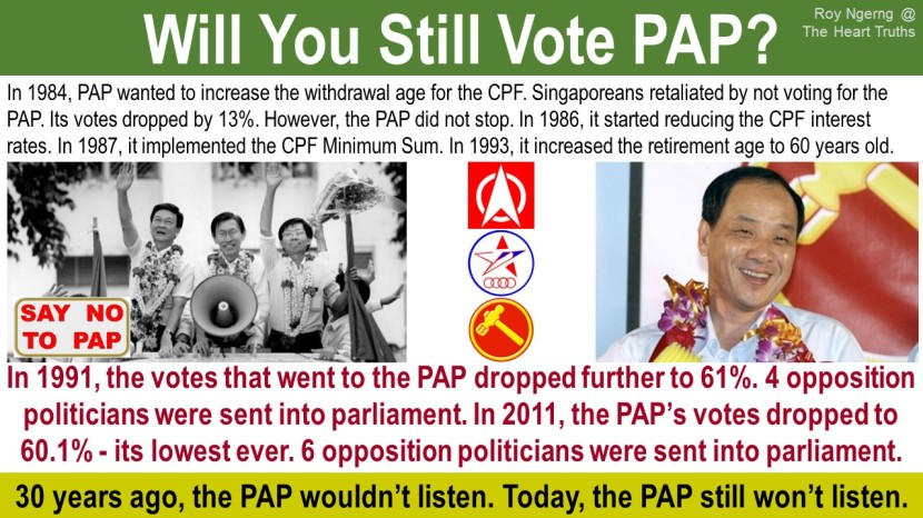 10 Will You Still Vote PAP