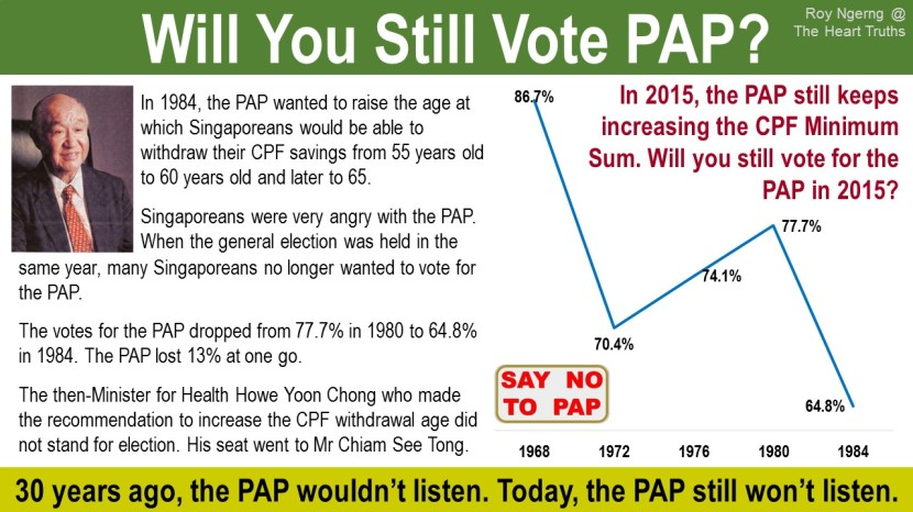 2 Will You Still Vote PAP