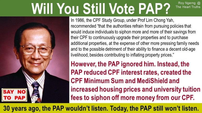 9 Will You Still Vote PAP