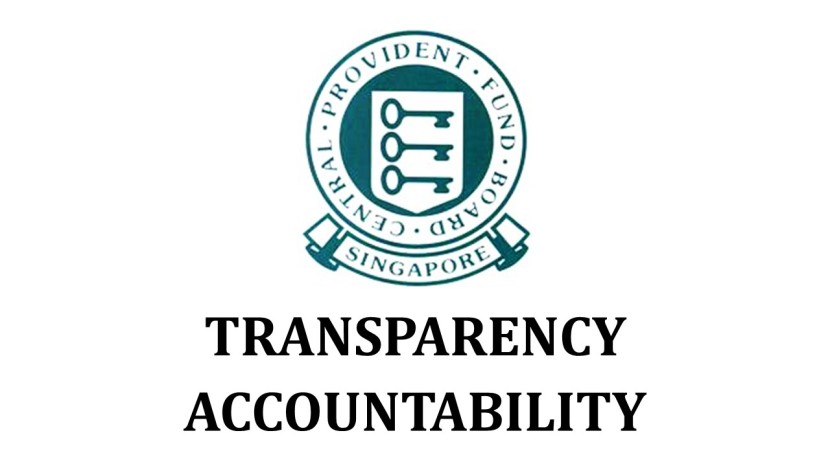 CPF Transparency and Accountability