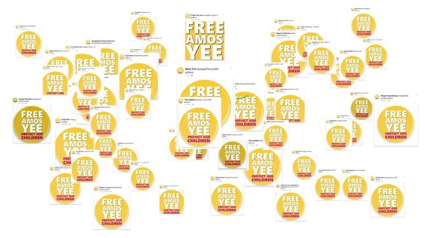 Free Amos Yee Collage Edited