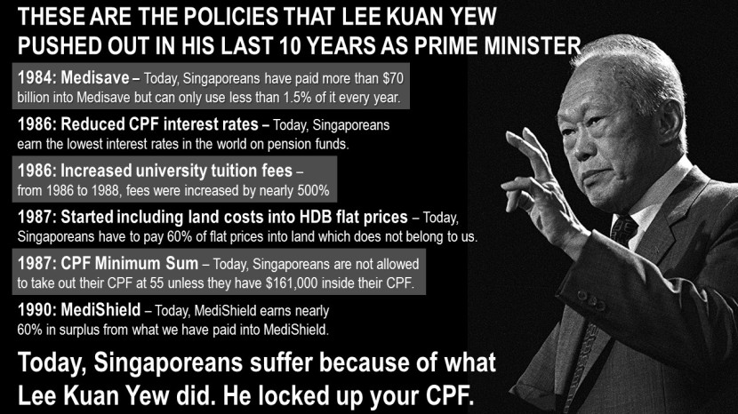 Lee Kuan Yew Policies Last 10 Years as Prime Minister