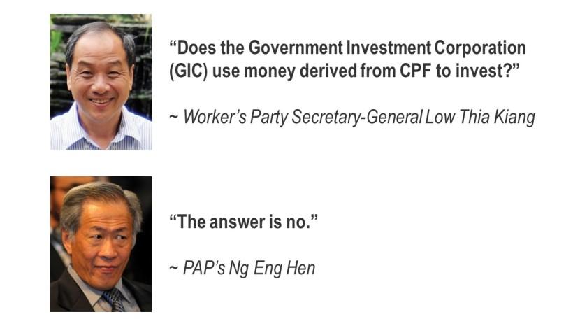 Low Thia Kiang Ng Eng Hen GIC CPF