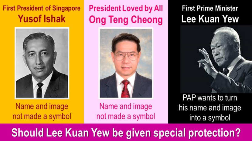Should Lee Kuan Yew be given special protection 2
