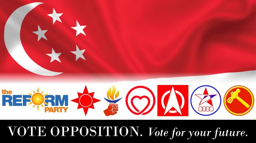 VOTE OPPOSITION. Vote for Your Future.