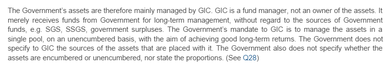 GIC is a fund manager, not an owner of the assets.