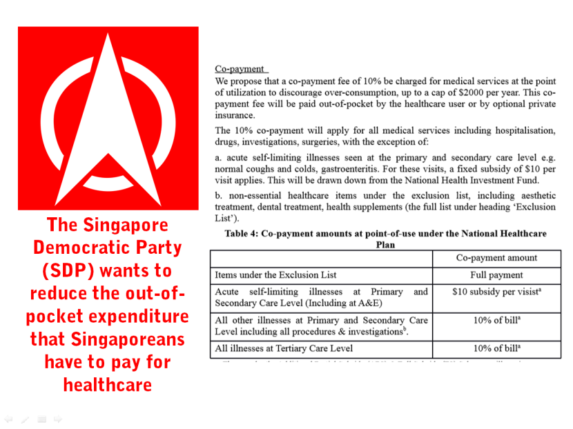 28 SDP wants to reduce out-of-pocket health expenditure for Singaporeans.png